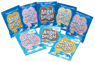 Angel Delight In Cake Mix