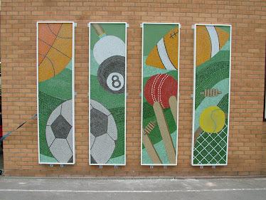 Sports Mosaic