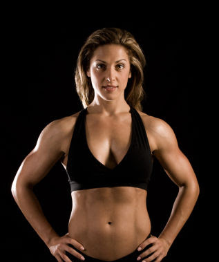 USA Female Bodybuilders Images