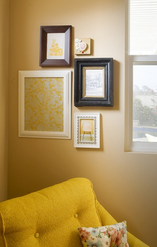 Beautiful Picture Frame Collages For Wall Ideas Gallery - Wall Art ...