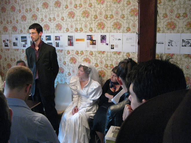 RDV du 18 juin, la Cie OUI-DA et ses mariés