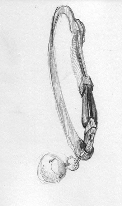 le collier du petit chien de Mme R. (Alexia Turlin, série des objets perdus)