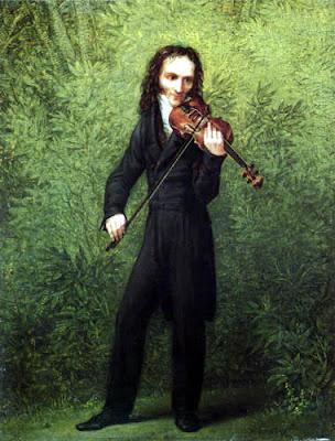 niccolo paganini el violinista del diablo