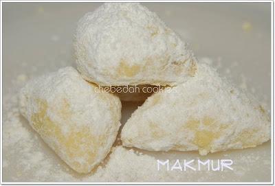 Biskut Makmur ~ RM23.00 [60 biji]