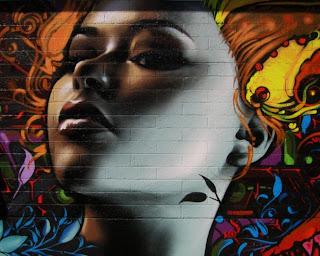 Gambar Seni Grafiti Kreatif