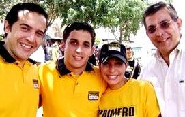 Autoridades electas Primero Justicia Sucre