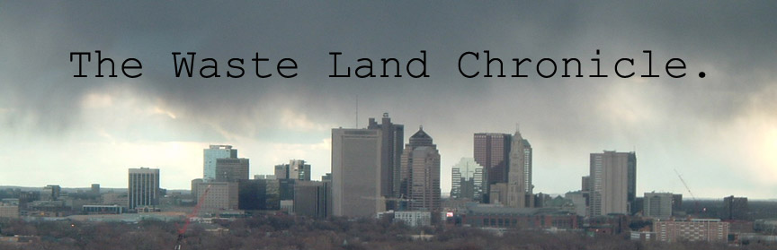 The Waste Land Chronicle