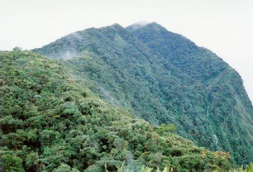 Ekspedisi Gunung Korbu- 2008