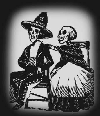 verso para dia de muerto: