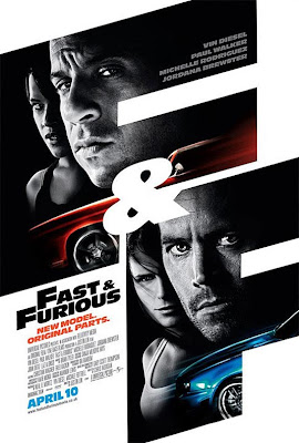 Fast and Furious International Poster
