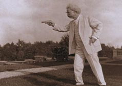 Mark Twain, Father of American Literature?