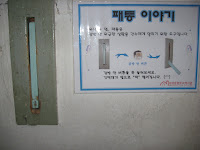 Seodaemun Prison, cell door mechanism