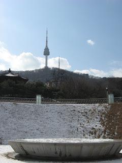 Seoul Time Capsule, Namsangol