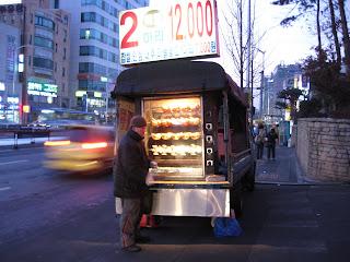 rotisserie chicken truck