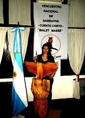 v encuentro nacional de narrativa Bialet Massé