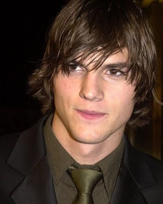 male hairstyles 2005. men hairstyles for 2005. New Ashton Kutcher Men Haircuts Styles 2010