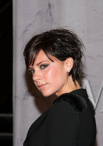 victoria beckham haircut 2009. Women Short Haircut Styles