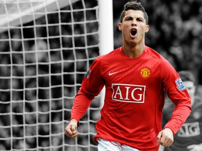 Cristiano Ronaldo New Wallpapers 2010 2011