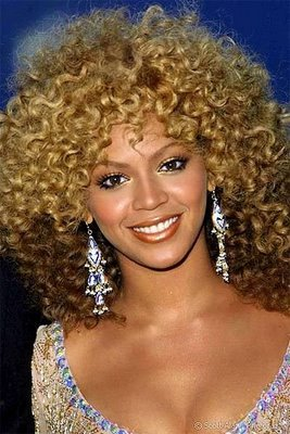 Funky Hairstyles With Big Wavy Curls for African American women ...