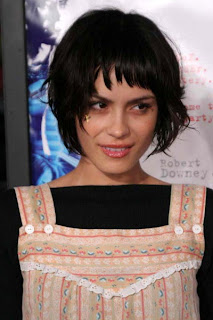 Modern Fringe Bangs Hairstyles 2010 for Women