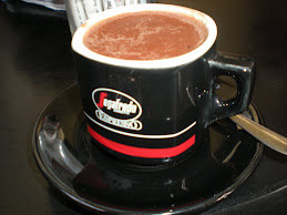 Una buena taza de Chocolate Caliente
