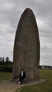 Menhir du Champ Dolent (Dol de Bretagne)