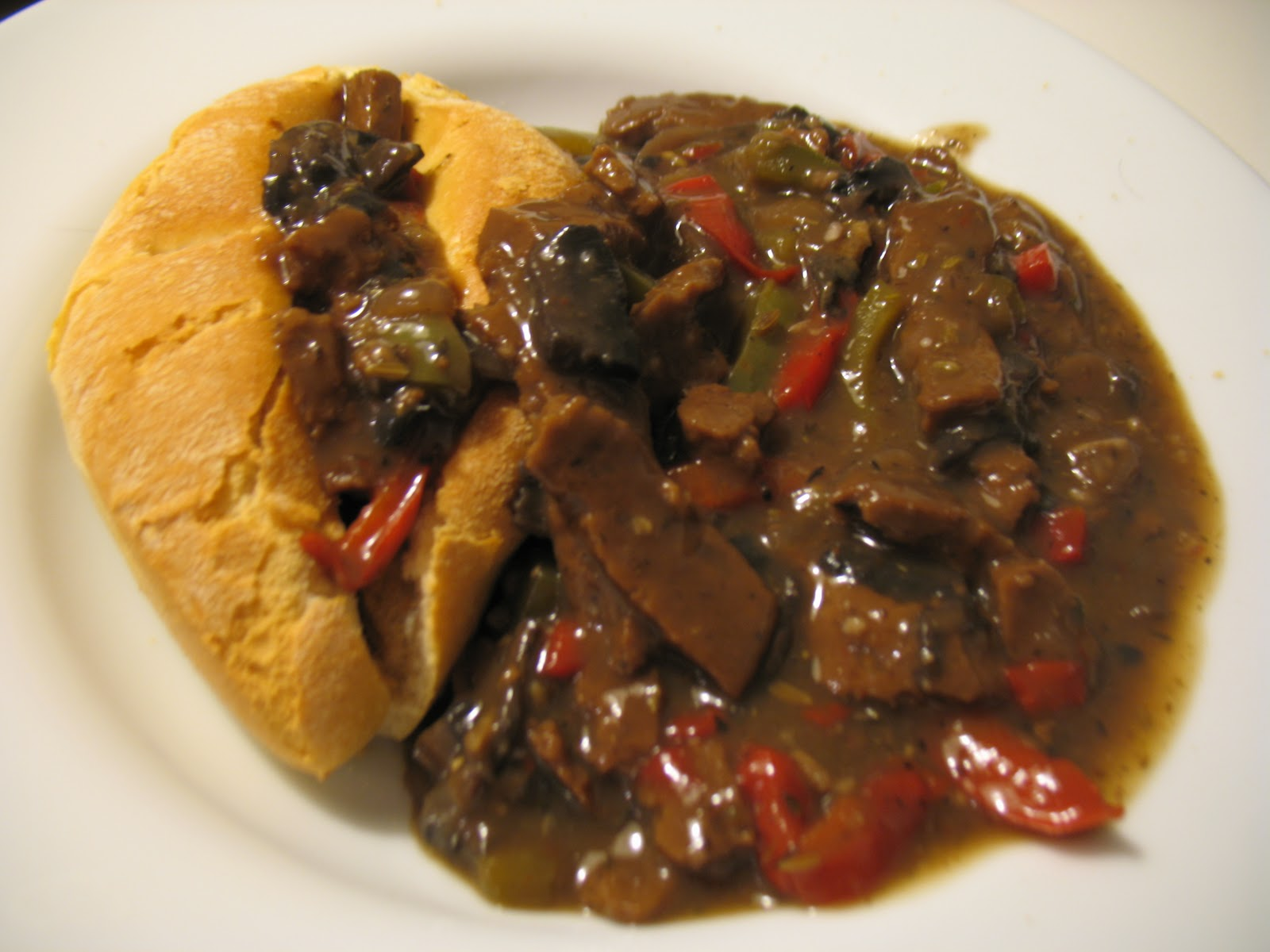 Steak And Mushroom Stew Recipe — Dishmaps