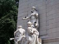 Columbus Circle Statues
