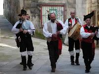 Vigo Reconquista Parade