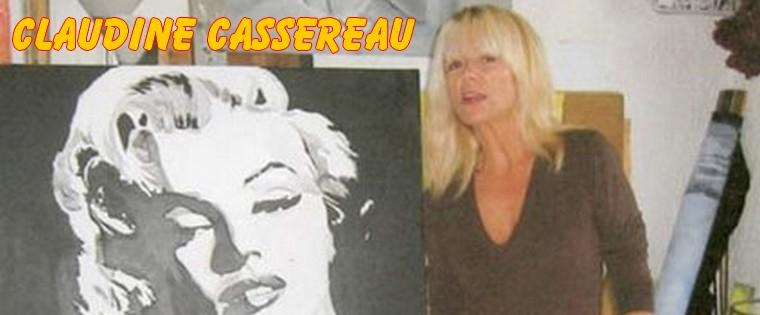claudine cassereau artiste peintre