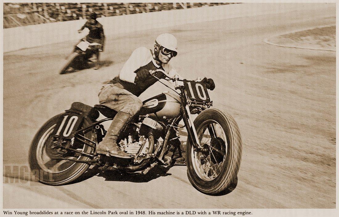 MOTOS en NOIR & BLANC - Page 3 Harley%2BWR%2BLincoln%2BPark%2B