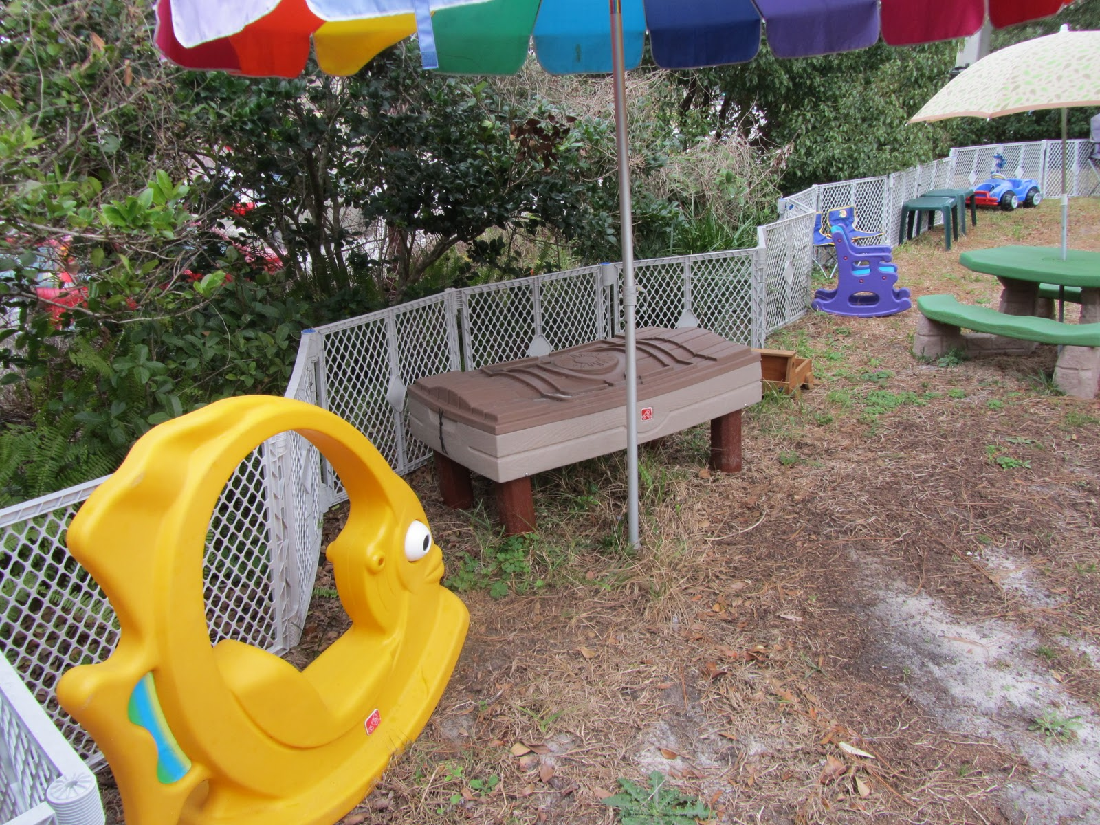 backyard play area life with twins and multiples has moved