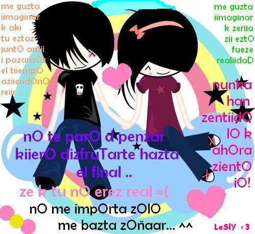 emo love te amo