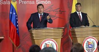 Chavez propone legalizar la droga en Colombia