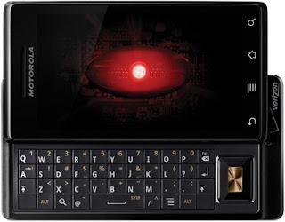Phone Review Motorola Droid
