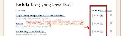 umum blog kampanye damai pemilu indonesia 2009