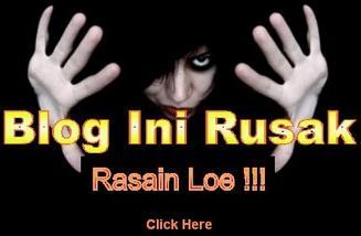 blog kontestan Rusli Zainal sang Visioner rusak