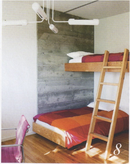 Alive Kicking Right Angle Bunk Beds