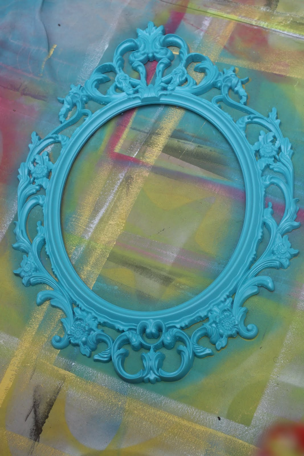 Accidental chalkboard joy 39 s hope for Ung drill mirror