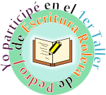 Logo Taller escritura rolera