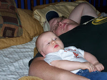 Finn & Daddy watching an episode of My Friends Tigger & Pooh