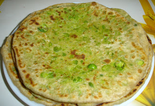 Muttor Paratha