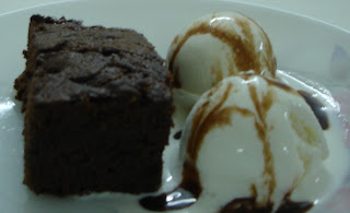 Choco Chip Brownie
