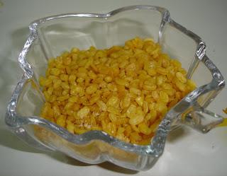Crispy Mung Daal