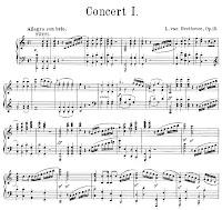 Piano Concerto No. 1, Opus 15 (vídeo no link)