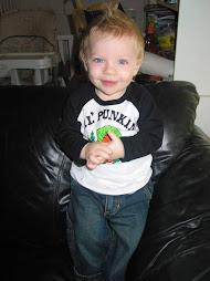 Lil Punkin toddler shirt