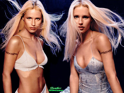 Michelle Hunziker Hot & Sexy Computer desktop wallpaper network provides you ...
