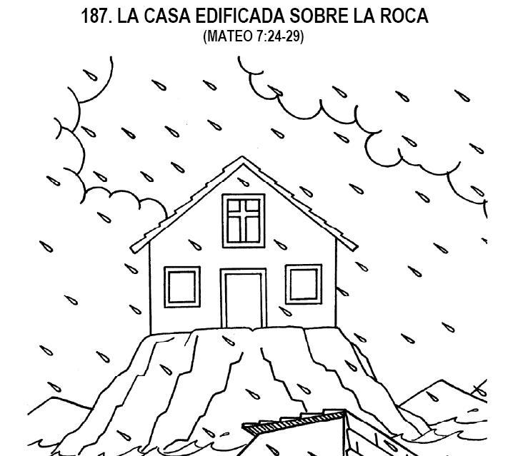 Oraciones bblicas hermana margarita recursos de auto for Casa la roca