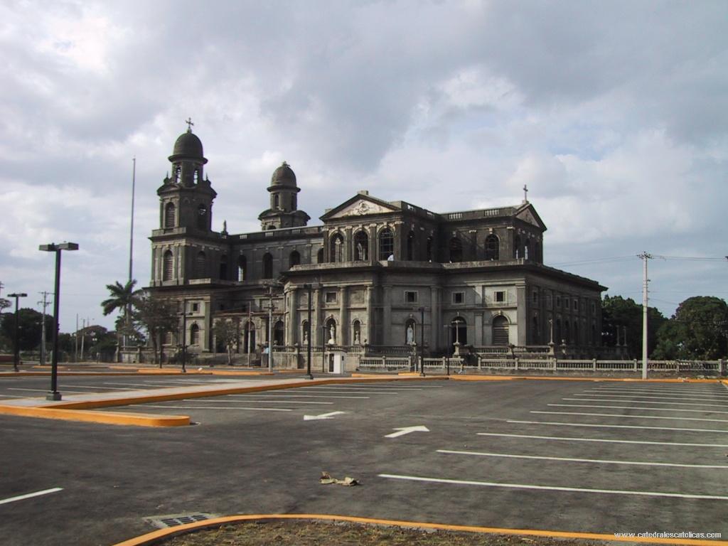 Managua Nicaragua  city images : miscosasyyo: Catedral Vieja de Managua Nicaragua