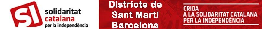 Solidaritat Catalana Sant Martí